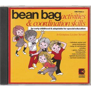 """Bean Bag Activities & Coordination Skills"" CD by Georgiana Stewart"