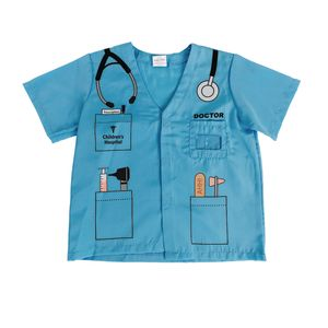 Doctor Washable Career Costume
