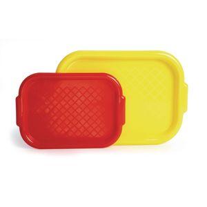 Colorations® Brawny Tough Large Plastic Art Trays Set of 5