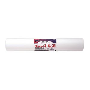 Easel Paper Roll, Bright White High Quality Sulphite Paper ideal for wet or dry applications, 18