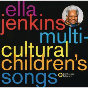 """Multi-Cultural Children's Songs"" CD by Ella Jenkins"