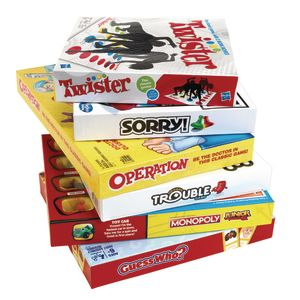 Board Games for 4 Years and Up - Set of 6