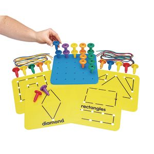 Excellerations® Pegs & Patterns Activity