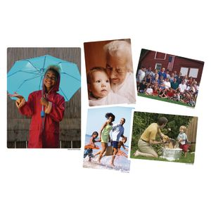 Excellerations® My World Photo Poster - Set of 30
