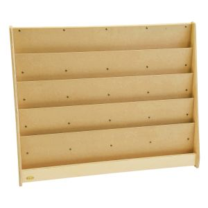 5-Shelf Book Display