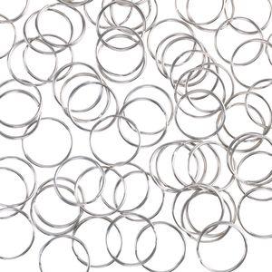 Colorations® Split Key Rings - 144 Pieces