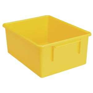 Yellow Easy-Label Teaching Tote