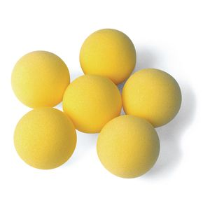 "Foam Balls, 4"" - Set of 6"