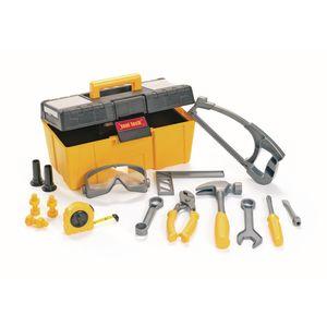Portable Tool Box - 18 Pieces