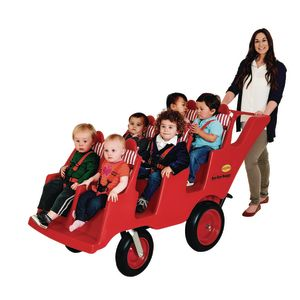 "Angeles® ""Fat Tire"" Bye-Bye® Buggy - 6 Seater"