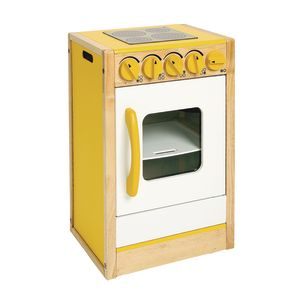 Hardwood Play Stove
