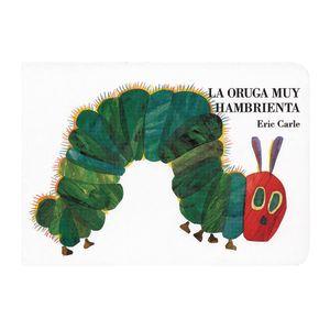 The Very Hungry Caterpillar, Spanish Board Book