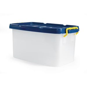Medium Storage Bin with Lid