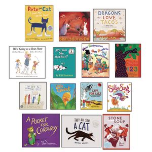 Teacher's Favorites Hardcover Library - 14 Titles