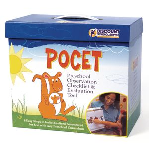 POCET™ Preschool Observation Checklist and Evaluation Tool
