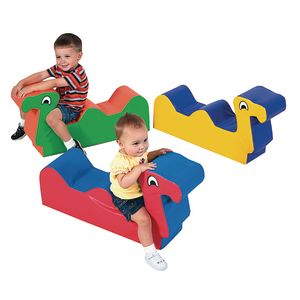 Nessie Romp 'N Play - Set of 3