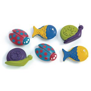 Toddler Tunes Rhythm Band - 6 Pieces