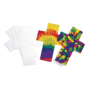 Liquid Watercolor™ Paper Crosses - 24 Pieces