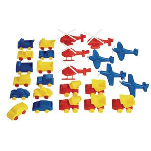 Indestructible Vehicles - Set of 25