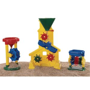Sand and Water Mills - Set of 3
