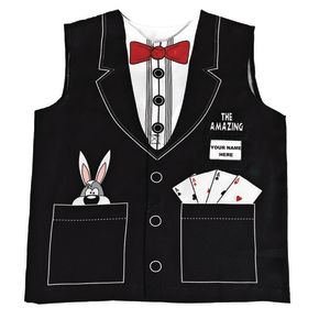 Magician Washable Career Costume