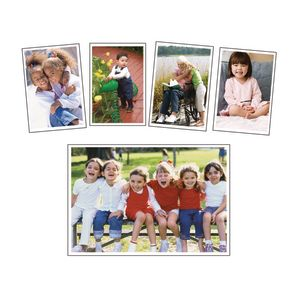 Excellerations® Emotions & Moods Posters - Set of 25