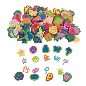 Colorations® Super Stamper Mega Pack - 80 Pieces
