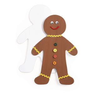 Colorations® Giant Person Shapes - 24 Pieces