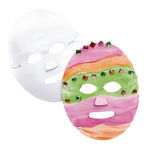 Colorations® Cardstock Masks - Set of 24
