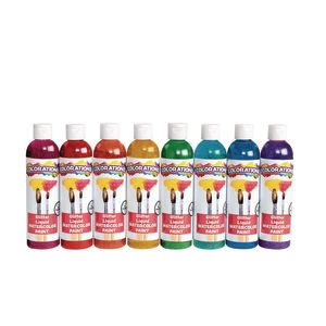 Colorations® Glitter Liquid Watercolor™ - Set of All 8