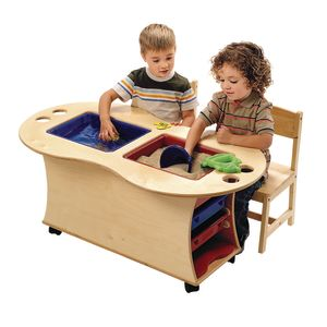 Angeles® Sand and Water Activity Table