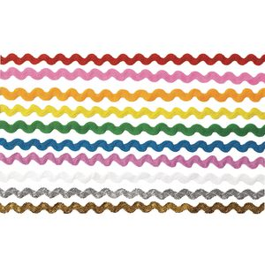 Colorations® Rick Rack Ribbon - 150 Feet