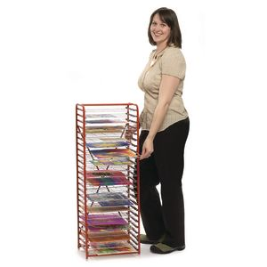 Deluxe Space-Saver Drying Rack