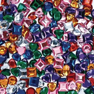 Colorations® Rhinestones Super Pack - 2,000 Pieces