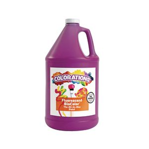 BioColor® Paint, Fluorescent Purple - 1 Gallon