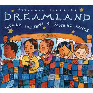 Putumayo Dreamland CD