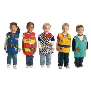 Toddler Career Costumes - Set of All 5