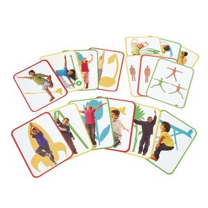 Yoga Cards - Set of 16