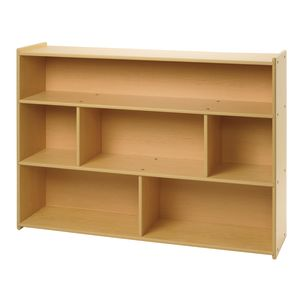 Angeles Value Line™ School Age Divided Shelf Storage