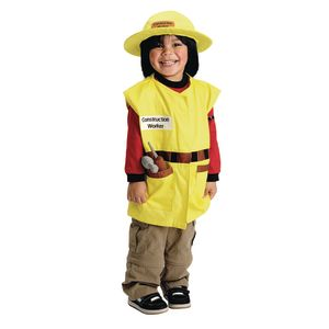 Excellerations® Career Toddler Costume - Contruction Worker