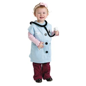 Excellerations® Career Toddler Costume - Veterinarian