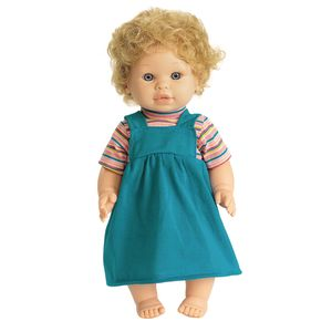 "16"" Multicultural Toddler Doll - Caucasian Girl"