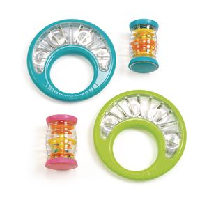 Toddler Time Tambourines & Shakers - 4 Pieces