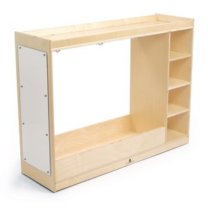 Birch Dress-Up Storage Unit