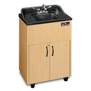 Ozark River® Portable Hot Water Sink with ABS Top and Basin