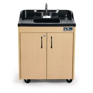 Ozark River® Lil' Portable Hot Water Sink with ABS Top and Basin
