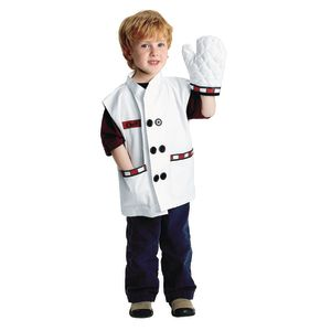 Excellerations® Career Toddler Costume - Chef