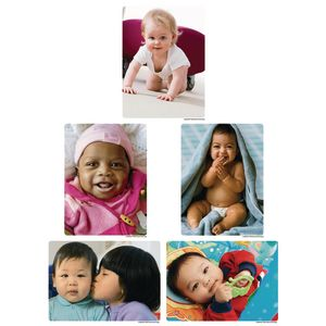 Excellerations® Infant Poster Set - Set of 12