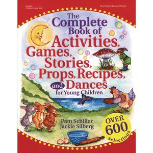Book of Activities, Games, Stories, Props, Recipes & Dances