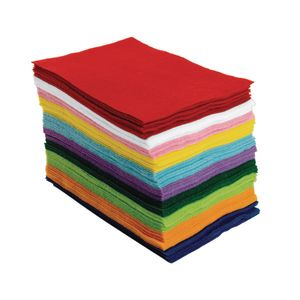 Colorations® Easy Felt Sheets, 6